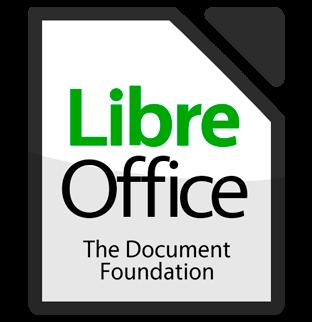Resultado de imagen de libreoffice logo